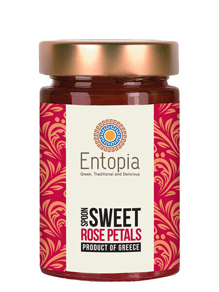 Entopia Spoon sweet Rose petals 245g