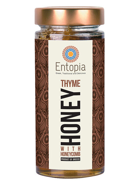 Entopia Thyme Honey with Comb 400g