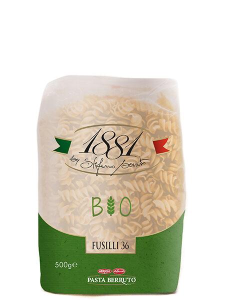 1881 Fusilli Organic Pasta 500g