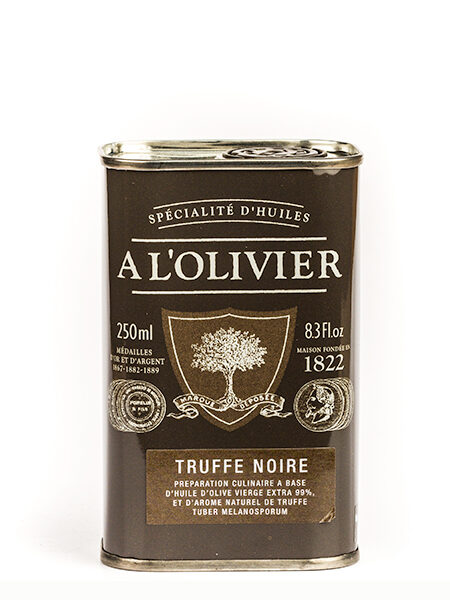 A L'Olivier Olive Oil with Black Truffles 250ml