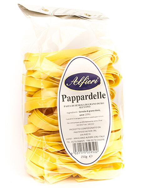 Alfieri Pappardelle Pasta 250g