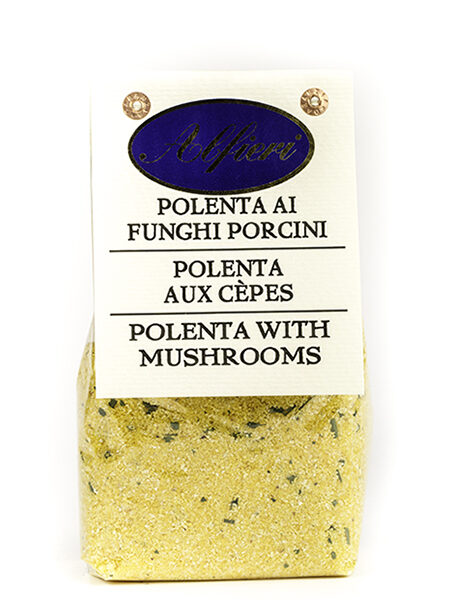 Alfieri Polenta with Mushrooms 300g