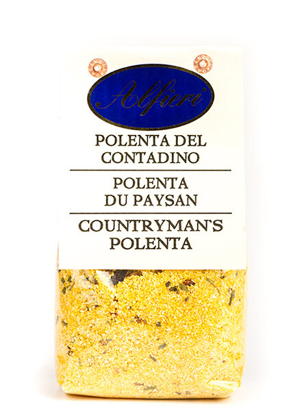 Alfieri Polenta with Vegetables 300g