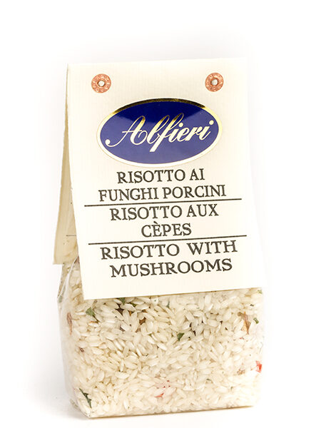 Alfieri Risotto with Mushrooms 300g