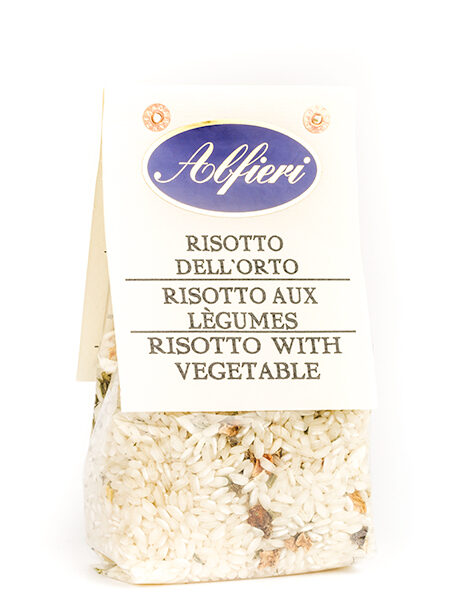 Alfieri Risotto with Vegetables 300g