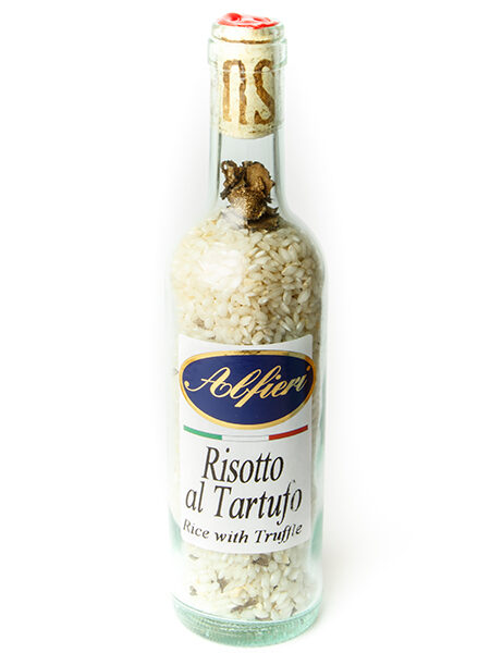 Alfieri Risotto with Truffles Glass Bottle 300g