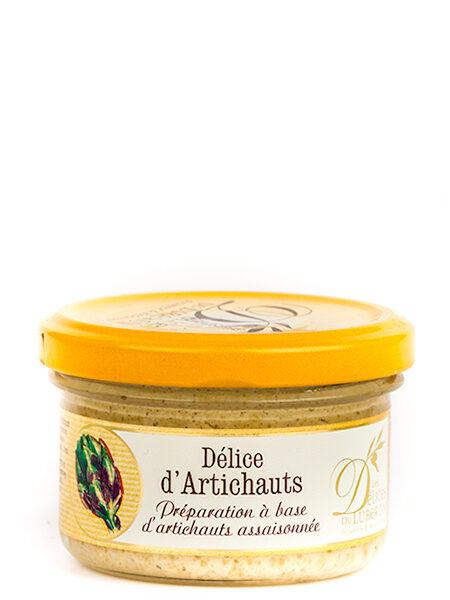 D?lices du Luberon Artichoke paste 90g