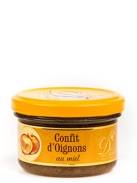 Délices du Luberon Caramelized Onions Paste 90g