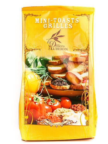 D?lices du Luberon Mini Toast 150g