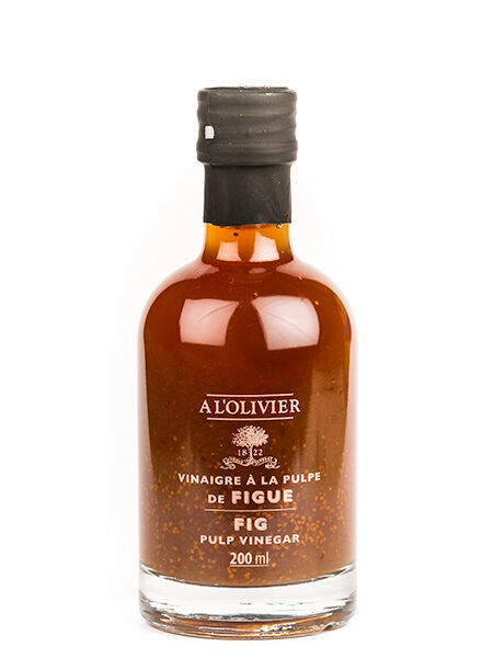 A L'Olivier Vinegar with Figs 200ml