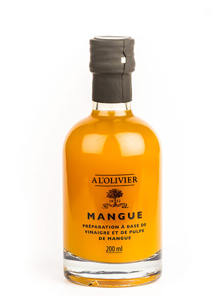 A L'Olivier Vinegar with Mango 200ml