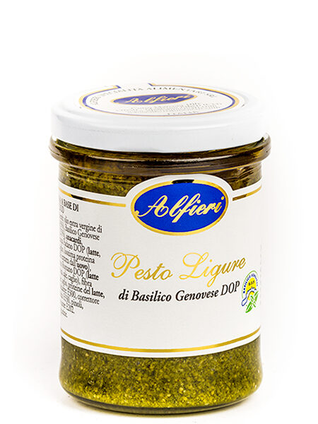 Alfieri Sauce Pesto à la Genovese 180g