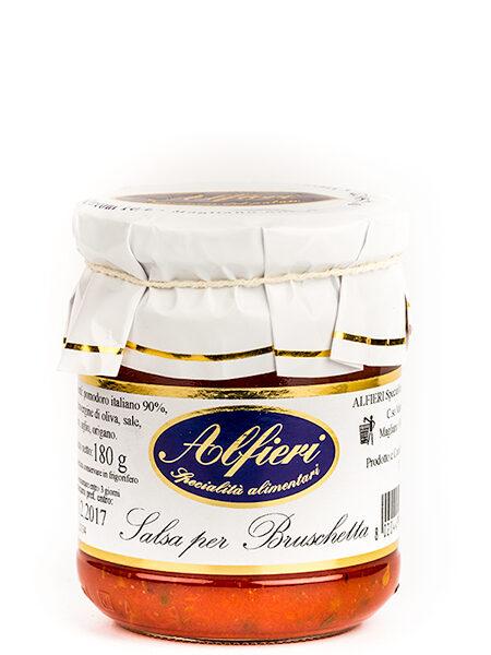 Alfieri Natural Sauce Bruschetta 180g