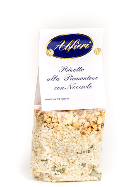 Alfieri Risotto with Hazelnuts 300g