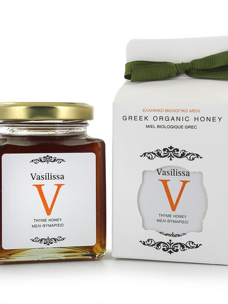 Vasilissa thyme honey Bio 250g