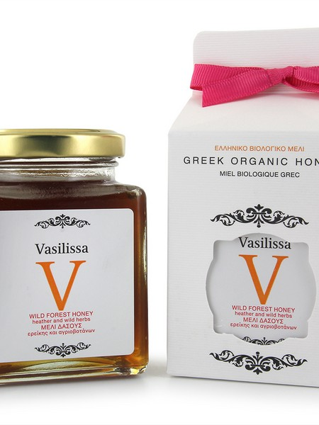 Vasilissa Wild Forrest honey 460g