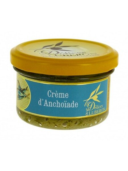 Luberon Anchovy Tapenade 90g