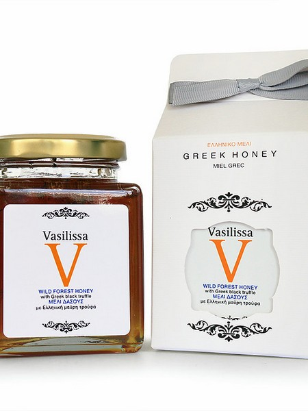Vasilissa wildforest honey with truffle 250g