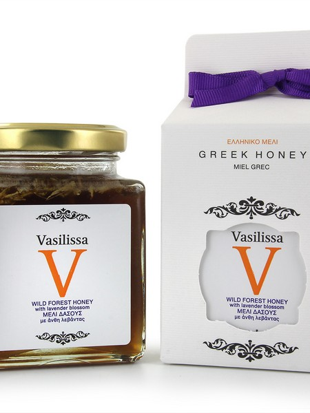 Vasilissa honey with levander blossom 250g
