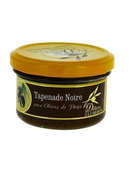 Lubéron Black Olives Tapenade 90gr