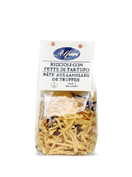 Alfieri Pâtes Riccioli aux truffes 250g