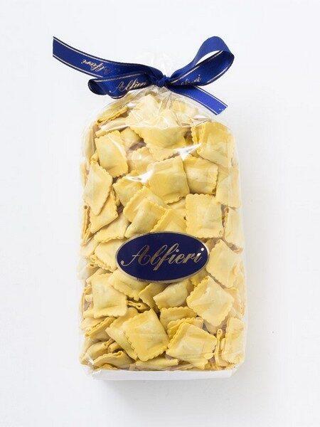 Alfieri Pâtes Raviolini sec à la viande 500g
