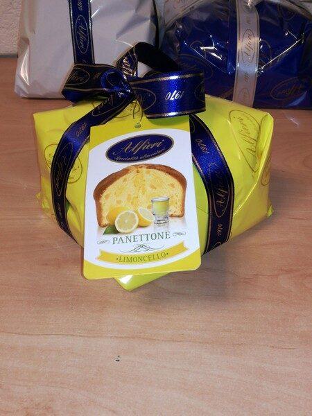 Alfieri panettone limoncello