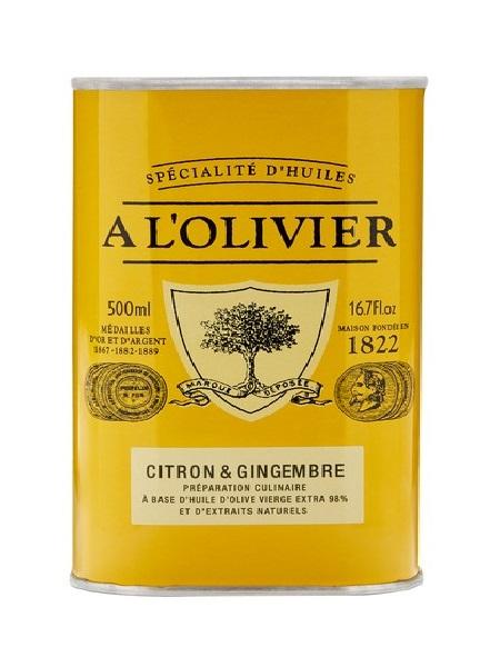 A l'Olivier Huile au citron de Nice 500ml
