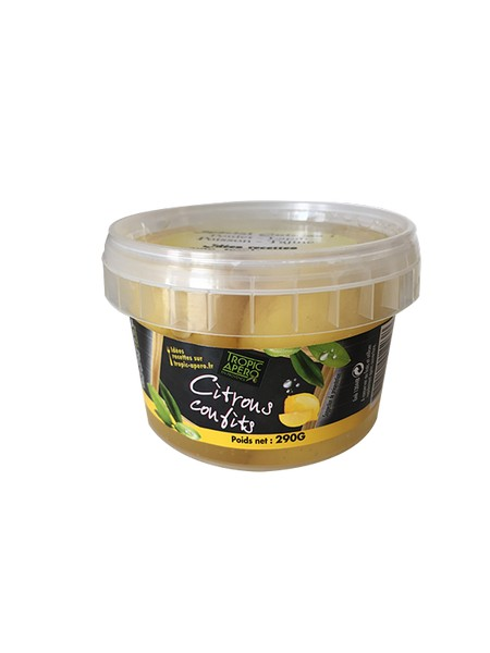 Tropic Apéro Candied lemon 160g