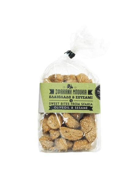 Ergon foods Bites olive & sesame 230g
