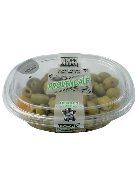 Tropic Apero Green Olives à la Provençale  220g