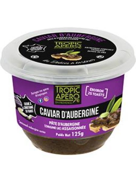 Tropic Apéro eggplant caviar 125g