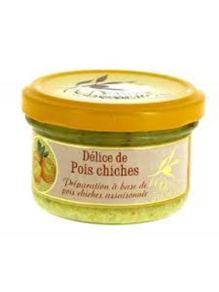 Délices de Luberon Chickpeas Delight 90gr