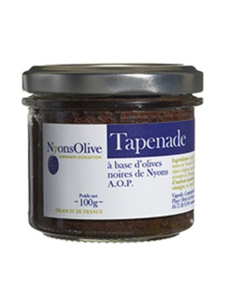 Black Olives Tapenade de Nyons