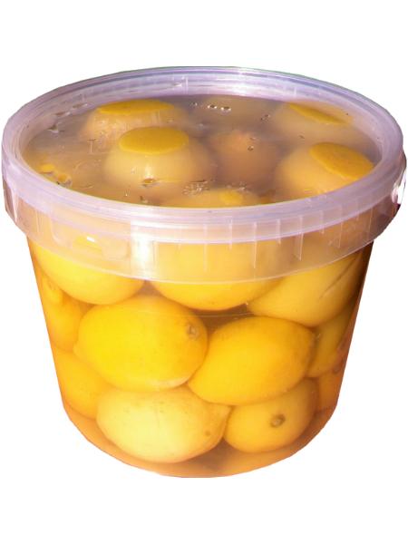 Tropic Apéro Lemon confit 2.5 kg